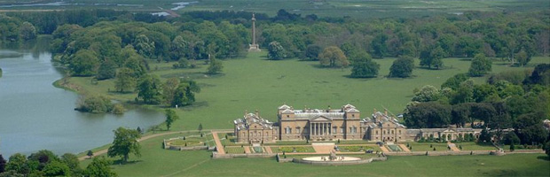 Holkham Hall, Norfolk (Image: About Britain)