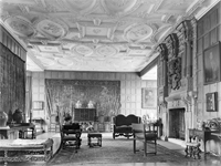 Great Parlour - Quenby Hall, Leicestershire (Image: Country Life Picture Library)