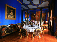 Blue Dining Room, Bantry House (Image: Malcolm Craik via flickr)