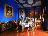 Blue Dining Room, Bantry House (Image: Malcolm Craik via flickr)