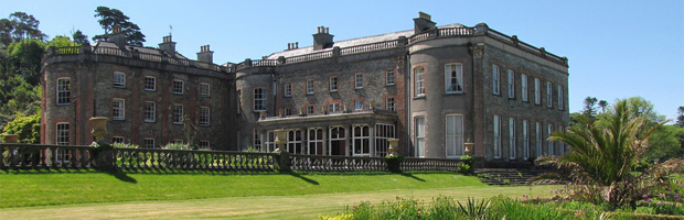 Main entrance, Bantry House, Ireland (Image: Smeets Paul via flickr)