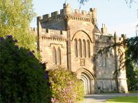 Craufurdland Castle, Ayrshire (Image: Craufurdland Castle)