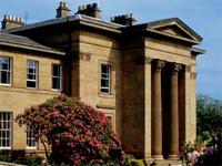 Longhirst Hall, Northumberland (Image: Longhirst Hall Hotel)