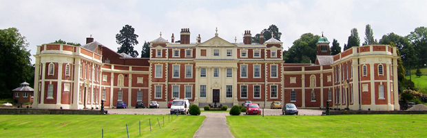 Hawkstone Hall, Shropshire (Image: Gerard Carroll via flickr)
