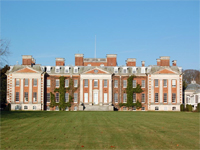 Hursley House, Hampshire (Image: Sarah Graham via Panoramio/Geolocation)