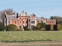 Barrington Hall, Hertfordshire (Image: Hamptons)