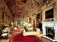 Long Gallery, Mereworth Castle (Image: 'John Fowler: Prince of Decorators' by Martin Wood)