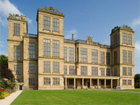 Hardwick Hall, Derbyshire (Image: Xavier de Jauréguiberry via flickr)