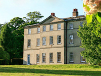 Strelley Hall, Nottinghamshire (Image: Strelley Hall website)