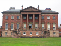 Tabley Hall, Cheshire (Image: Peter I. Vardy via Wikipedia)