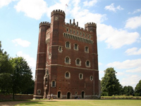 Tattershall Castle, Lincolnshire (Image: Richard Croft via geograph)