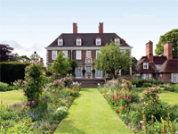 The Salutation from the garden (Image: Knight Frank)