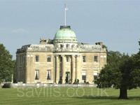 Tyringham Hall, Buckinghamshire (Image: Savills)