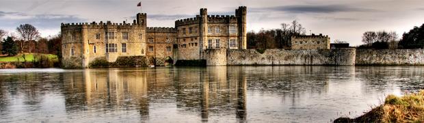 Leeds Castle, Kent (Image: Sarah Dawson - Sez_D via flickr) - click to see complete image
