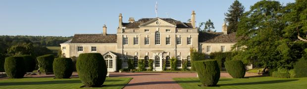 Kingston Lisle, Oxfordshire (Image: Strutt & Parker)