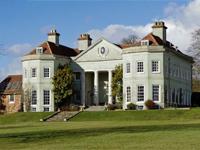 Brent Eleigh Hall, Suffolk (Image: Savills)