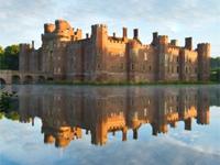 Herstmonceux Castle, East Sussex (Image: Herstmonceux Castle)