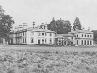 Aston Clinton House Bucks, just before demolition (Image: Lost Heritage)