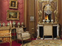 Tower Room, Waddesdon Manor (Image: Waddesdon)
