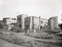 Allington Castle, Kent, 1928 (Image: Country Life Picture Library)