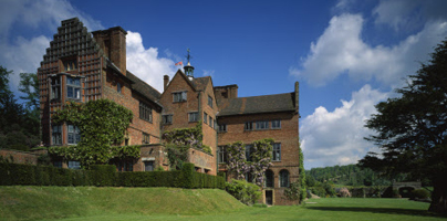 Chartwell, the garden front from the south (Image: National Trust)