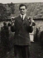 Philip Tilden, October 1925 (Image: National Portrait Gallery)