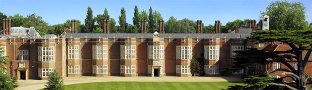 New Hall, Essex (Image: New Hall School)
