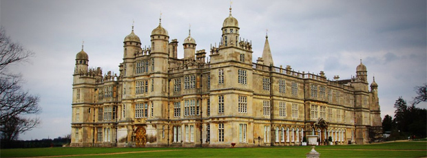 Burghley House, Lincolnshire (Image: xposurecreative.co.uk via flickr)