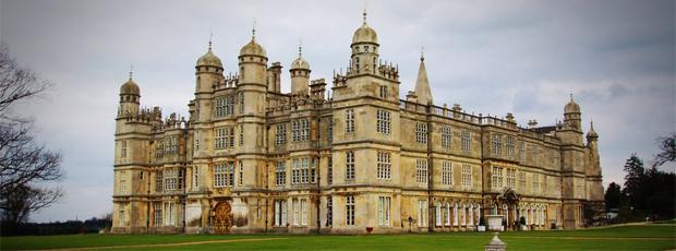 Burghley House, Lincolnshire (Image: xposurecreative.co.uk via flickr)