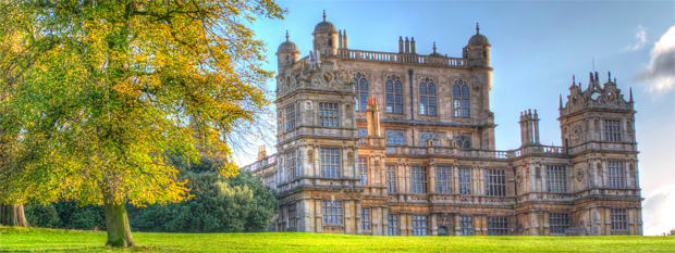 Wollaton Hall, Nottinghamshire (Image: stuartmcq84 via flickr)