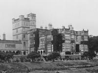 Osmaston Manor, Derbyshire (demolished 1965) (Image: Lost Heritage - England's Demolished Country Houses)