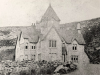 The Lodge 'Cragside', dated 1864-6, before Norman Shaw's editions at Cragside, Northumberland (Image: ©National Trust Images)