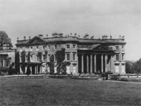 Bowood House, Wiltshire (demolished 1955-56) (Image: Lost Heritage - England's Demolished Country Houses)