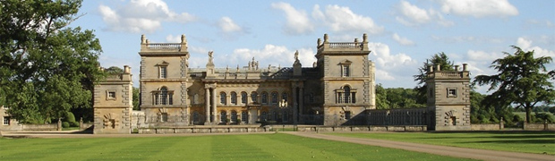 Grimsthorpe Castle, Lincolnshire (Image: Grimsthorpe estate)