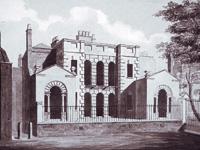 'Goose Pie House', Whitehall - designed by Sir John Vanbrugh 1700 (Image: copyright of The Trustees of Sir John Soane's Museum, London)