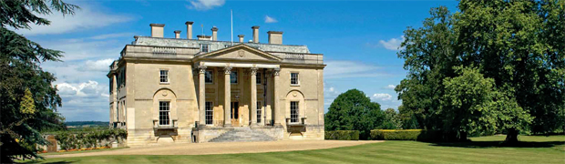 Bletchingdon Park, Oxfordshire - re-launched in 2013 at offers over £15m- with Knight Frank (Image: Knight Frank)