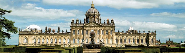 Castle Howard, Yorkshire (Image: Yorkshire Country House Partnership)