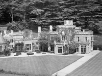 Luscombe Castle, Devon (Image: Country Life Picture Library)