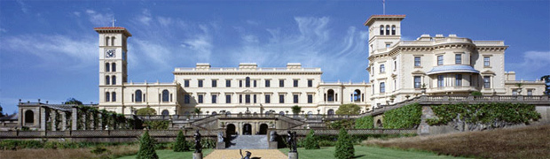 Osborne House, Isle of Wight - holiday home of Queen Victoria and Prince Albert (Image: English Heritage)