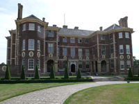 Ham House, Surrey - now owned by the National Trust (Image: Matthew Beckett)