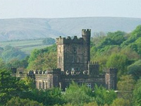 Dobroyd Castle, West Yorkshire (Image: wikipedia)