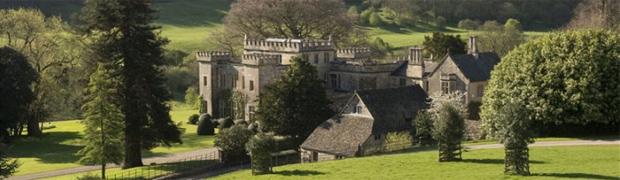 Lasborough Park, Gloucestershire - £12m, 55-acres (Image: Savills)