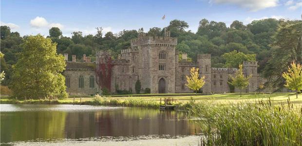 Hampton Court, Herefordshire - £12m, 935-acres (Image: Knight Frank)