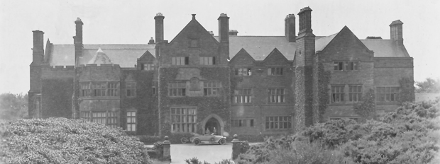 Dawpool, Cheshire - demolished 1927 (Image: Lost Heritage)