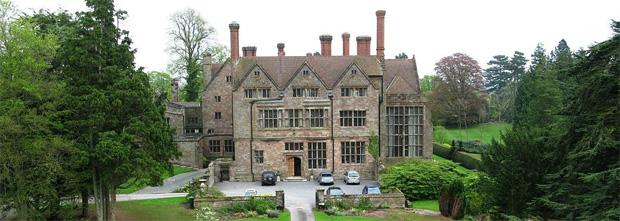 Adcote House, Shropshire (Image: Gary Wright / wikipedia)