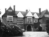 Glen Andred, Sussex - designed 1867 (Image: Courtauld Institute of Art)
