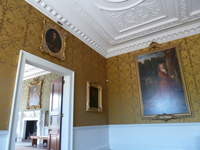 One of the fine rooms, St Giles House, Dorset (Image: Matthew Beckett)