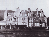 Arisaig House, Inverness-shire, Scotland (Image: collection of the late Miss M.J. Belcher)