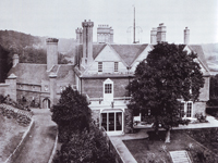 Joldwynds, Surrey (Image: from a photograph in Webb's collection)