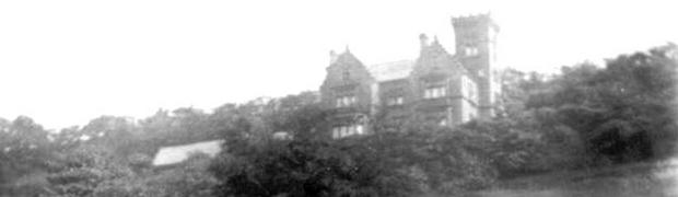 Dalton Grange, Yorkshire (Image: Huddersfield Examiner)